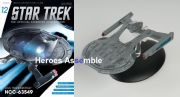 Star Trek Official Starships Collection #012 Akira Class Eaglemoss